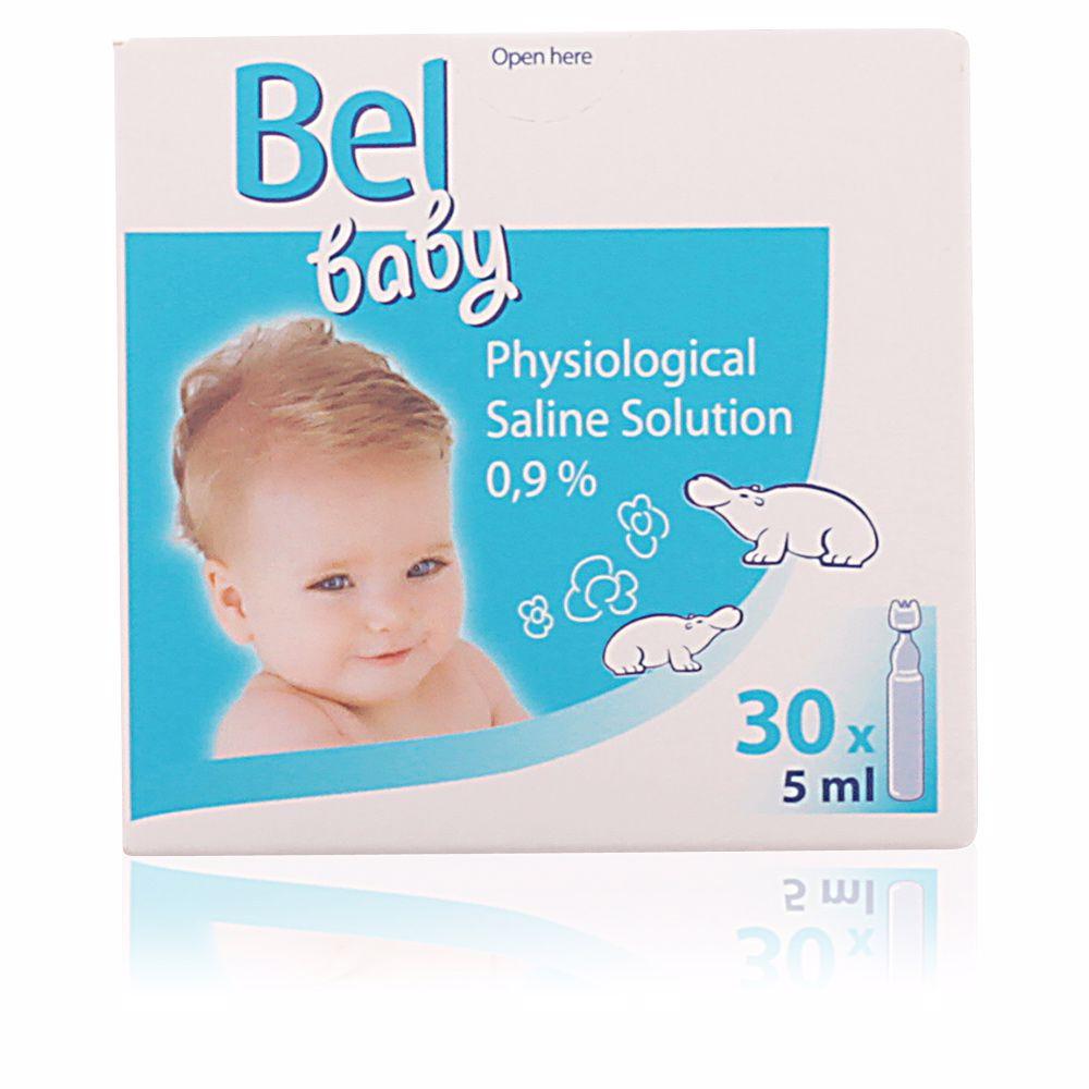 BEL BABY suero fisiológico ampollas