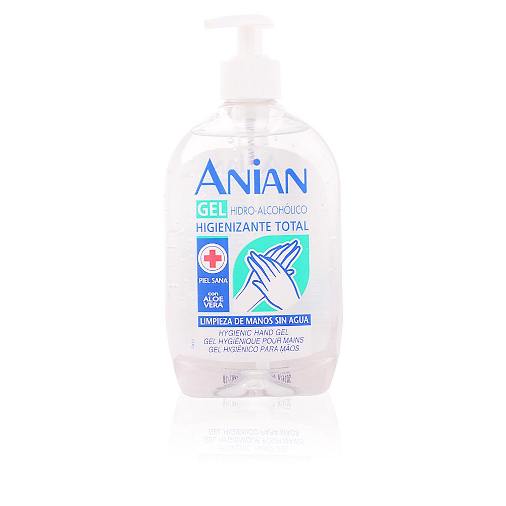HIDRO-ALCOHÓLICO gel higienizante total manos