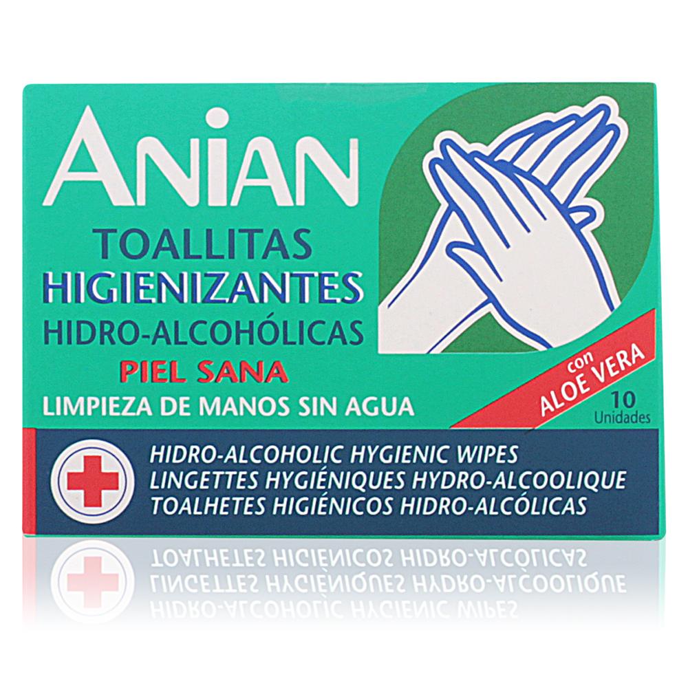 HIDRO-ALCOHÓLICO toallitas higienizantes