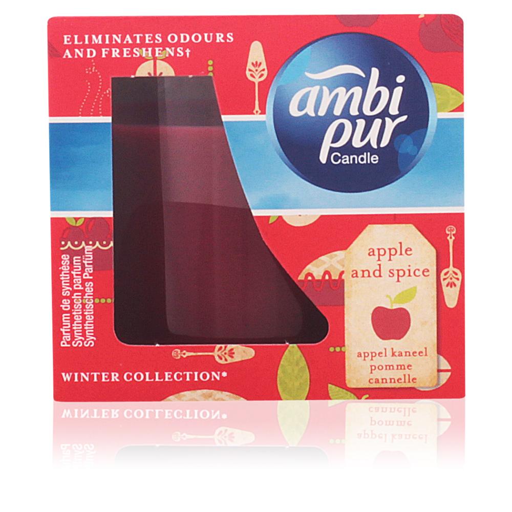 CANDLE ambientador #manzana y especias