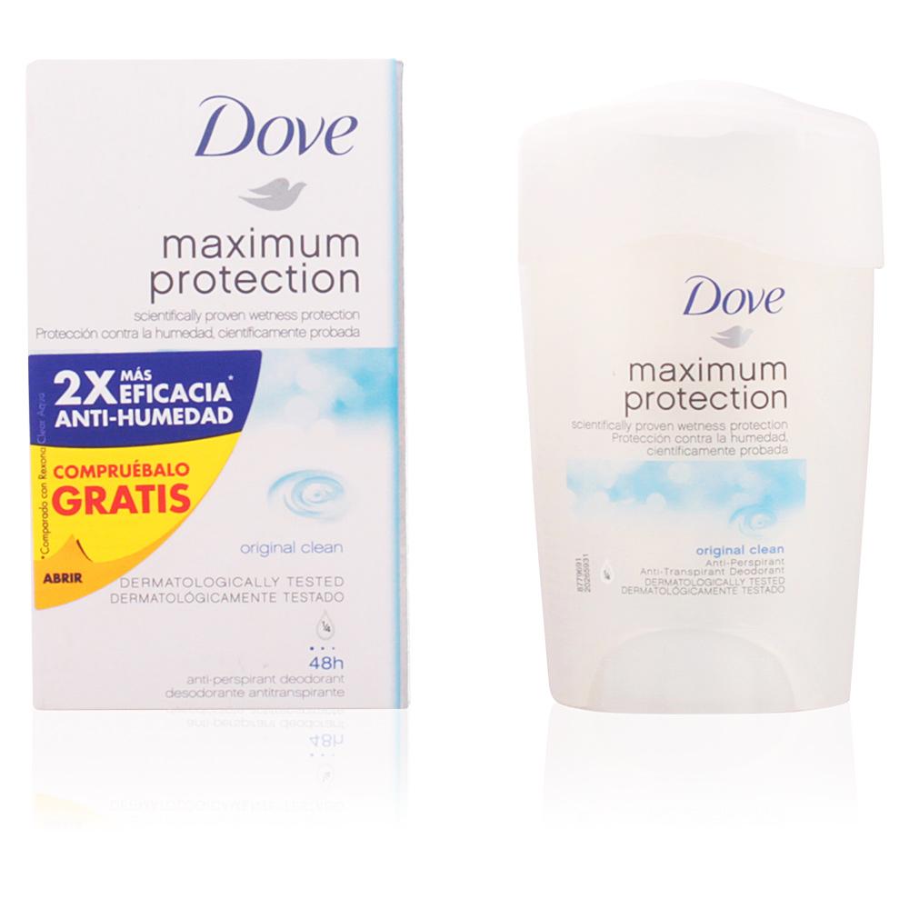 ORIGINAL MAXIMUM PROTECTION deodorante cream