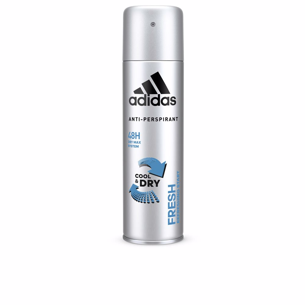 COOL & DRY FRESH anti-perspirant spray