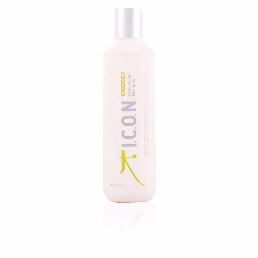 Energy detoxifiying shampoo 250 ml