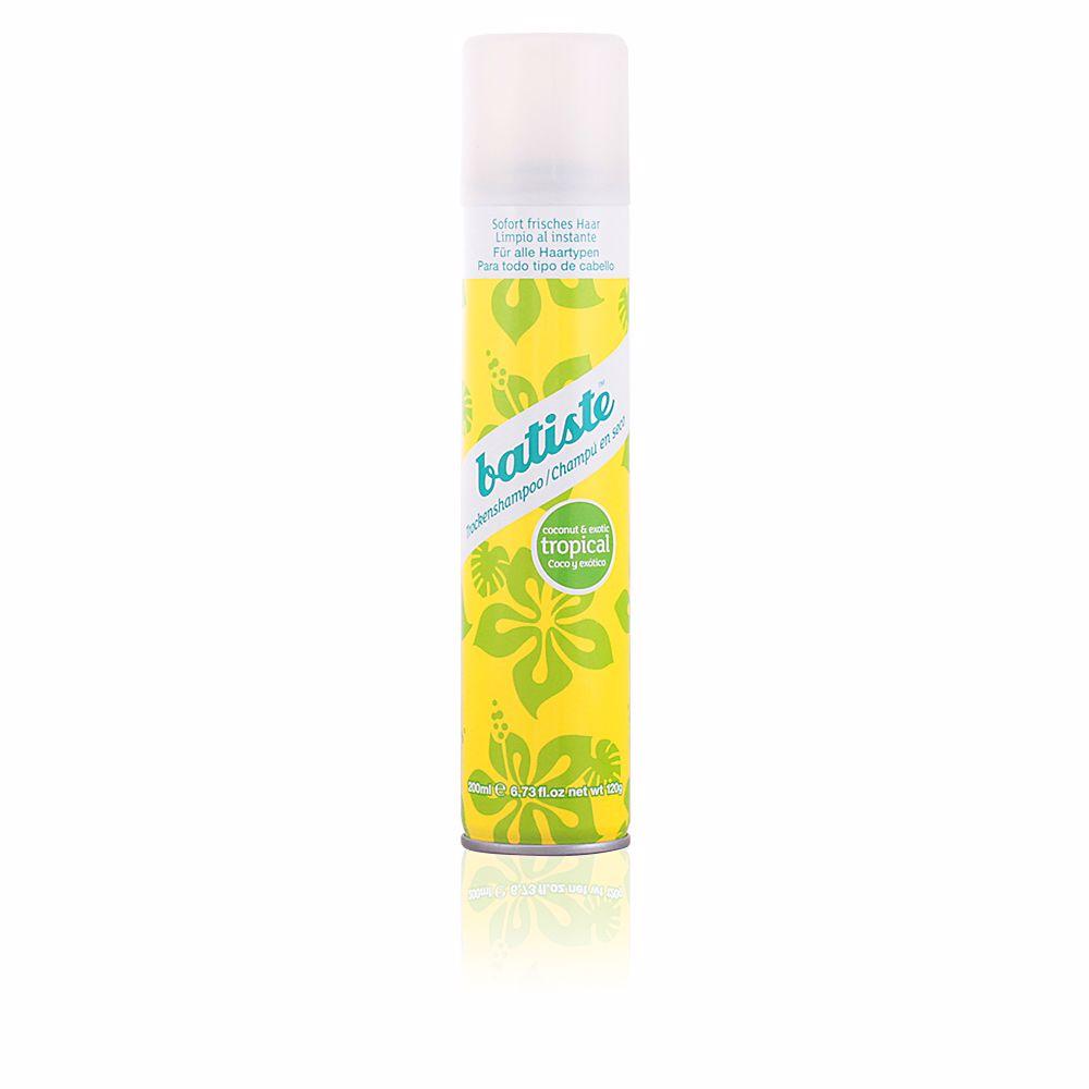 TROPICAL COCONUT & EXOTIC dry shampoo