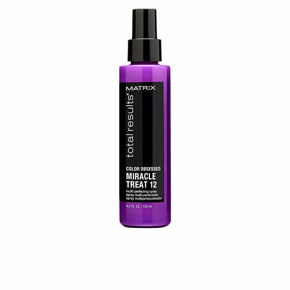 TOTAL RESULTS COLOR OBSESSED miracle treatment