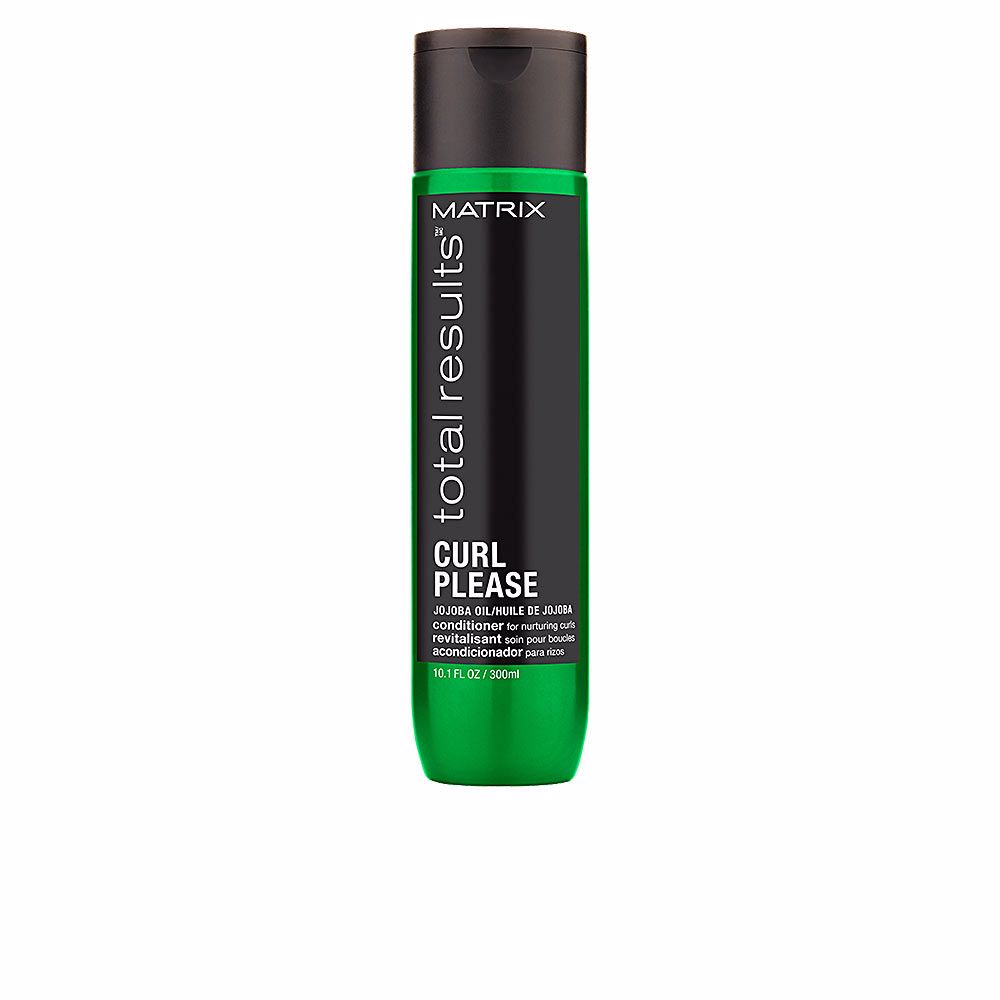TOTAL RESULTS CURL PLEASE conditioner