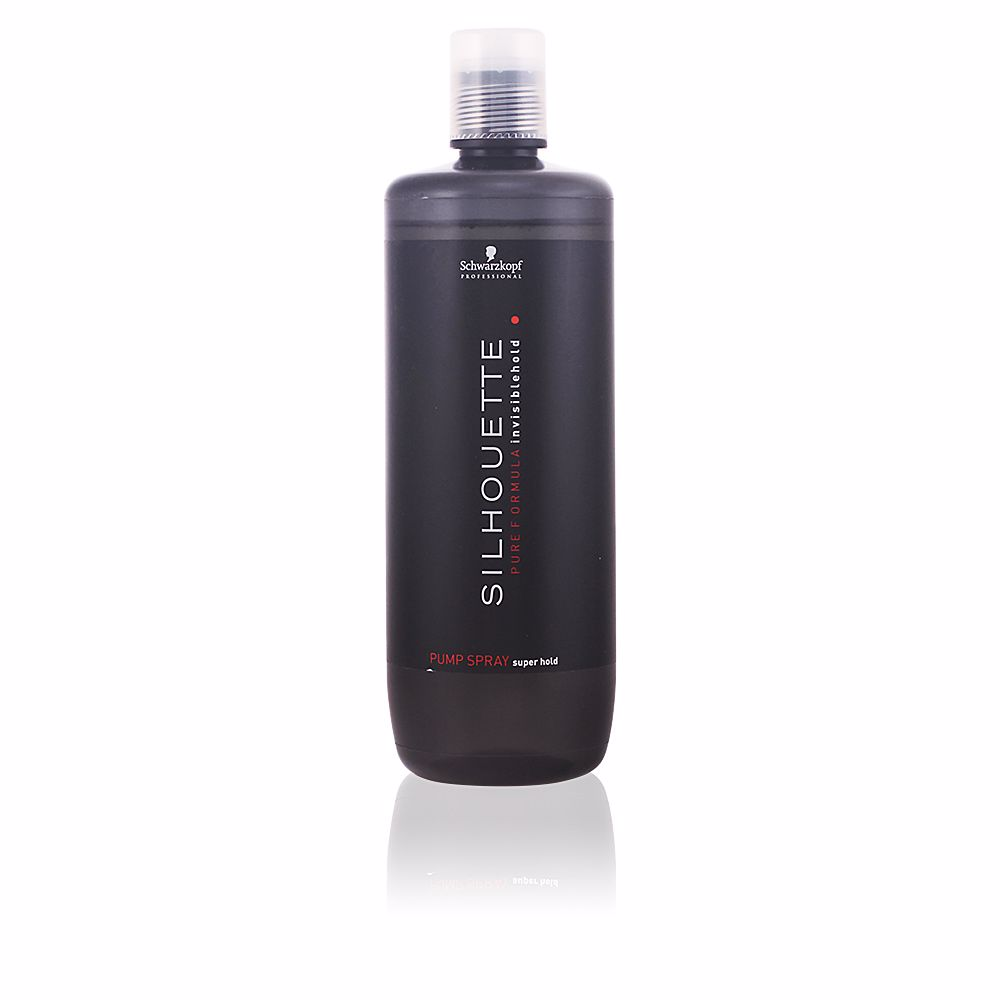 SILHOUETTE pump spray super hold