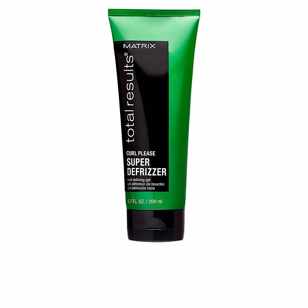 TOTAL RESULTS CURL PLEASE super defrizzer gel
