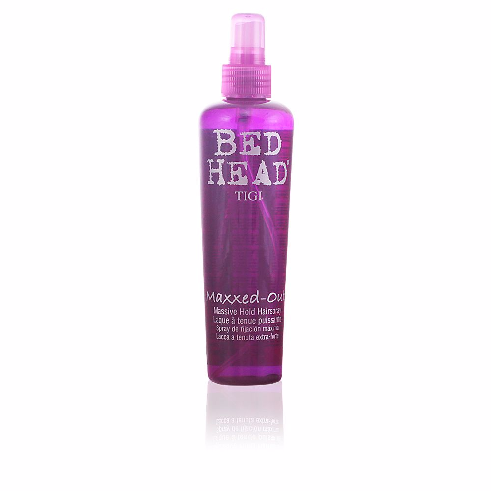 BED HEAD maxxed out massive hold hairspray