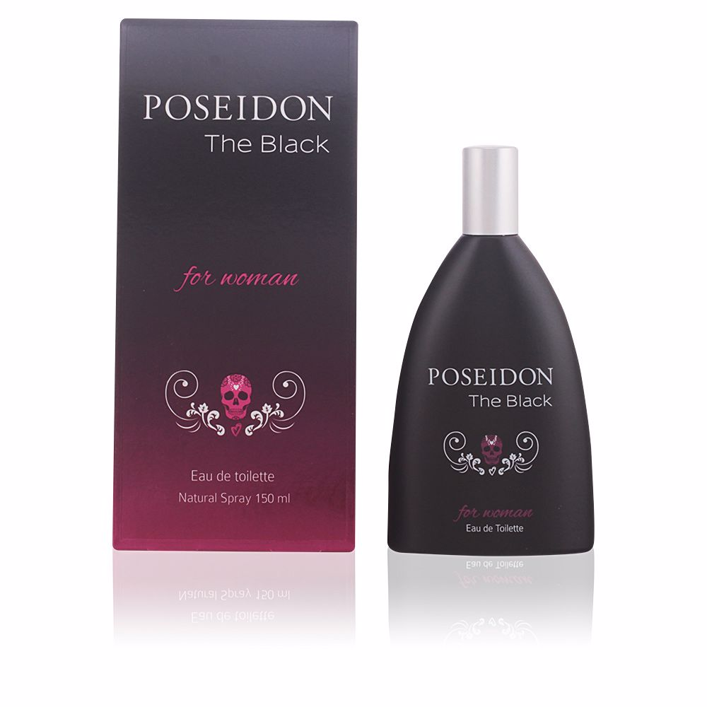 POSEIDON THE BLACK FOR WOMAN