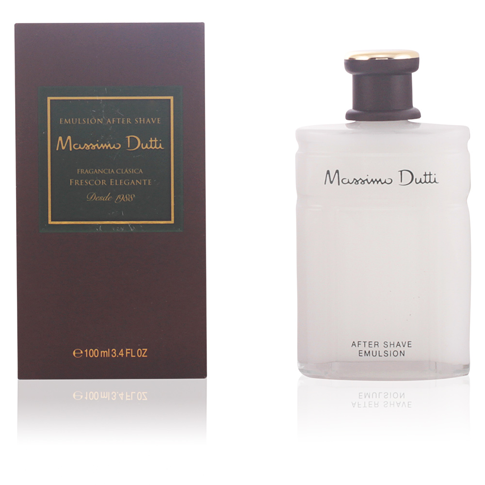 MASSIMO DUTTI after-shave emulsion