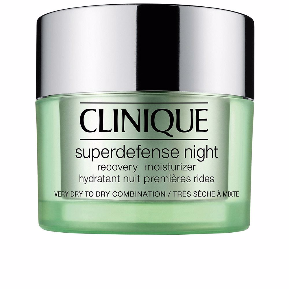 SUPERDEFENSE NIGHT recovery moisturizer I/II