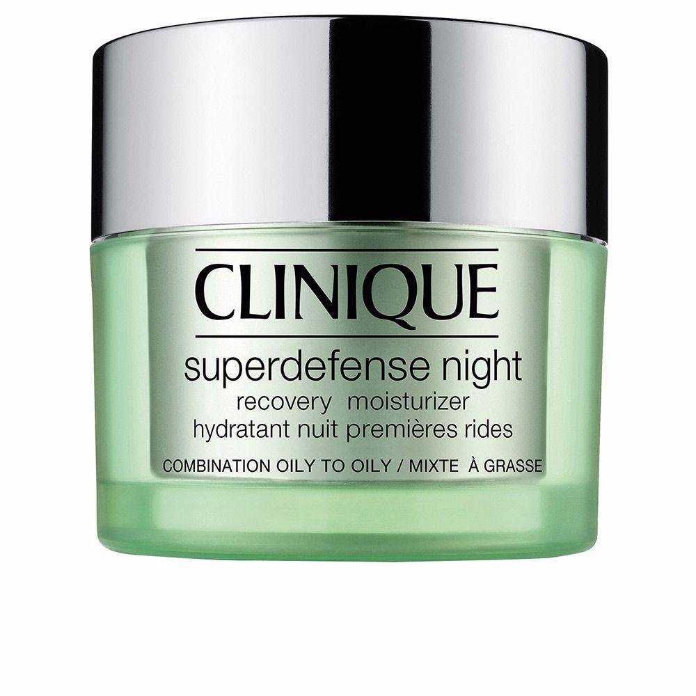 SUPERDEFENSE NIGHT recovery moisturizer III/IV