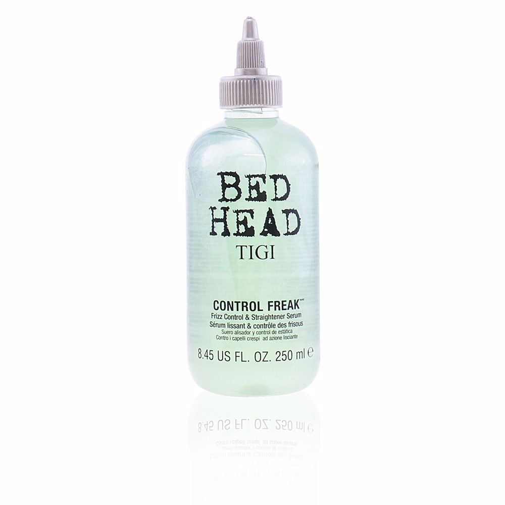 BED HEAD frizz control & straightener serum