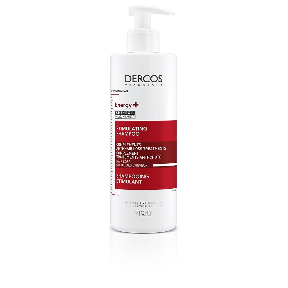 DERCOS Énergisant shampooing complément anti-chute