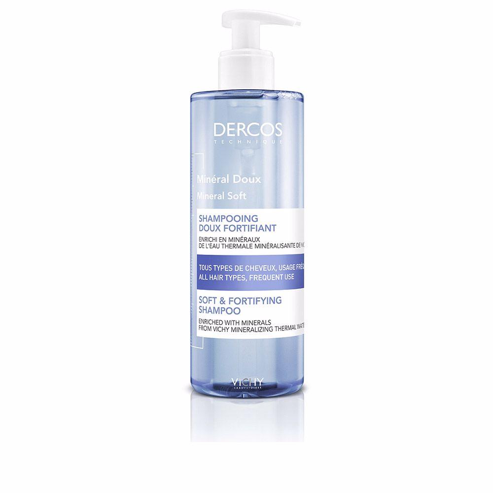 DERCOS Minéral Doux shampooing doux fortifiant