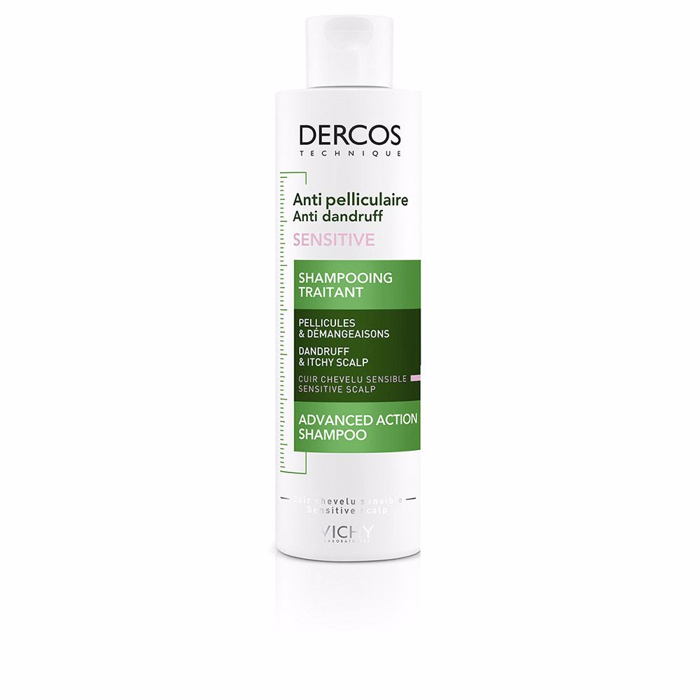 DERCOS Anti-Pelliculaire Sensitive shampooing traitant