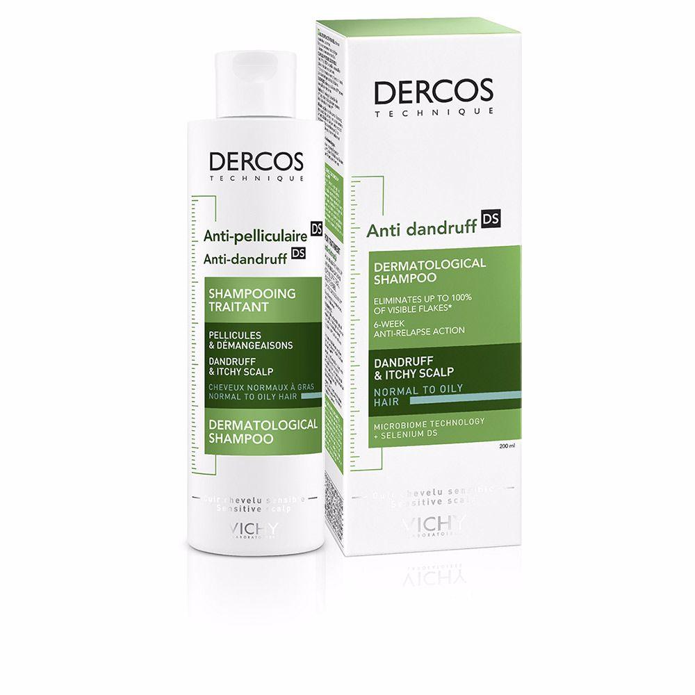 DERCOS anti-pelliculaire gras shampooing traitant