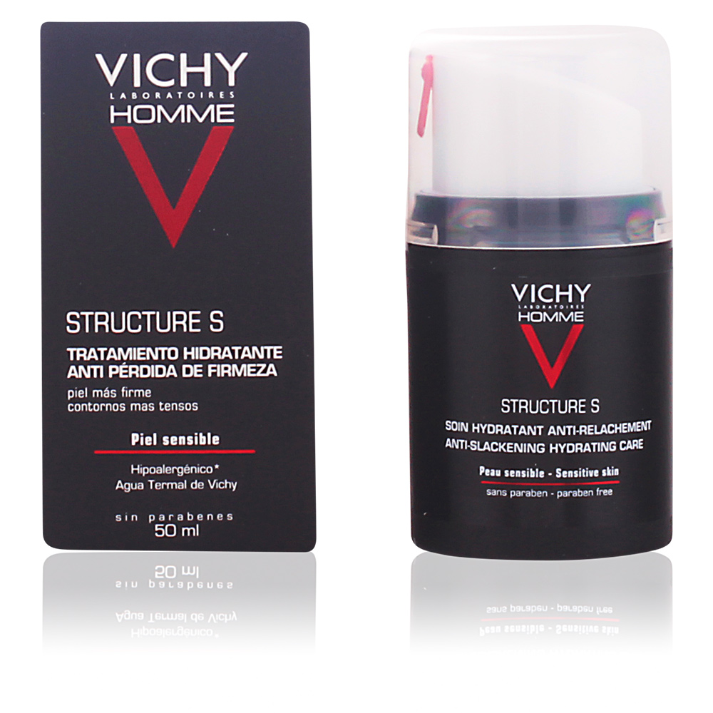 HOMME STRUCTURE S soin hydratant anti-relachement