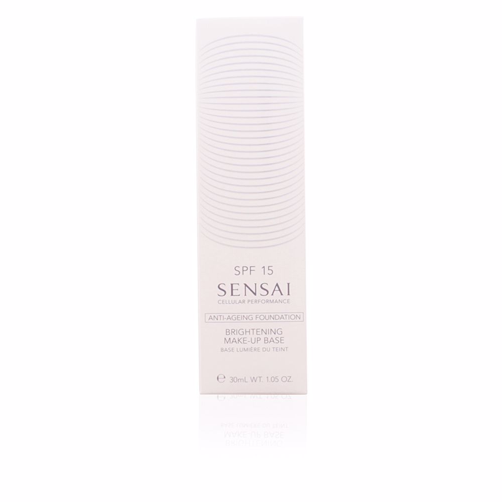 SENSAI CELLULAR PERFORMANCE brigtening make-up base