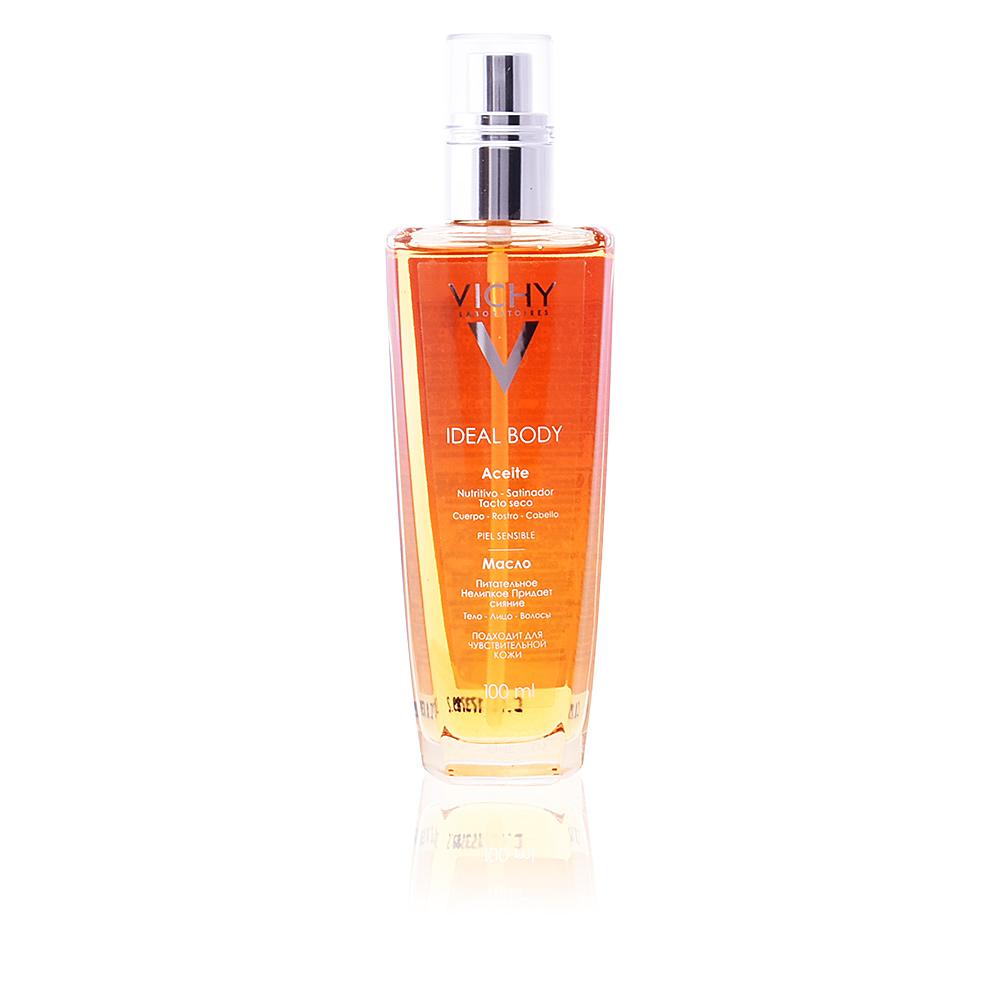 IDEAL BODY huile sèche peau sensible