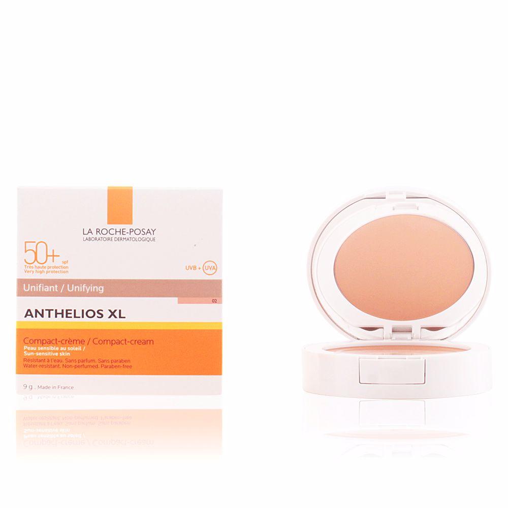 ANTHELIOS XL compact-crème unifiant SPF50+