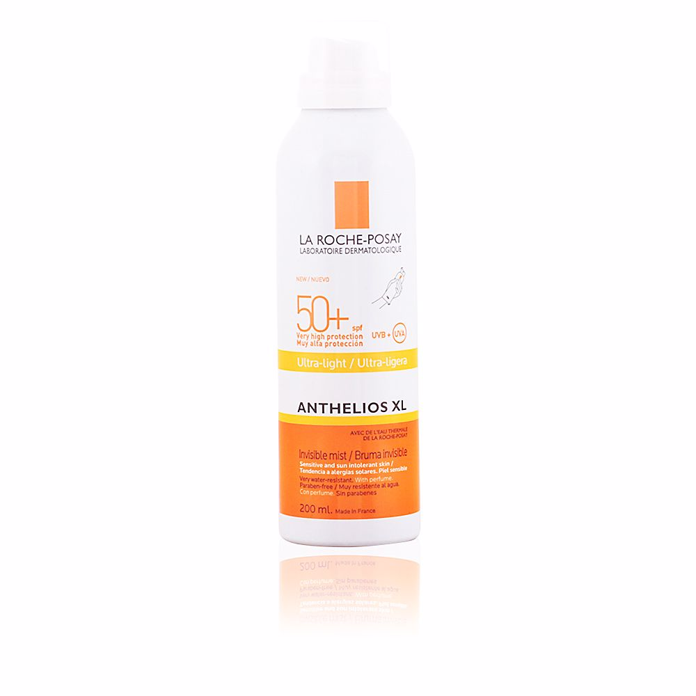 ANTHELIOS XL brume invisible ultra-lègere SPF50+