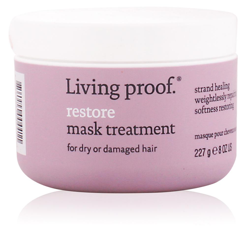 living proof cheveux restore masque pour cheveux secs ou. Black Bedroom Furniture Sets. Home Design Ideas