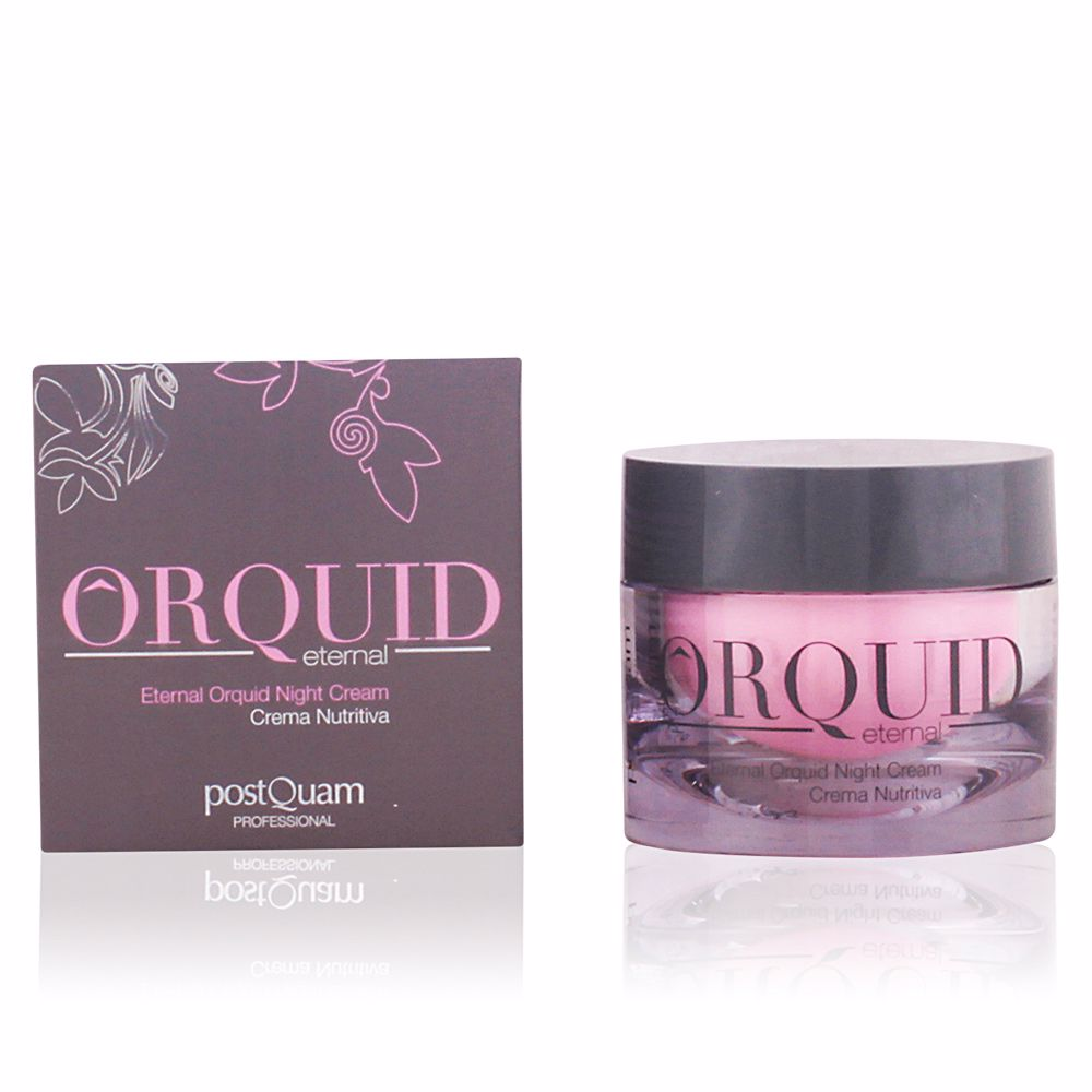 ORQUID ETERNAL moisturizing night cream