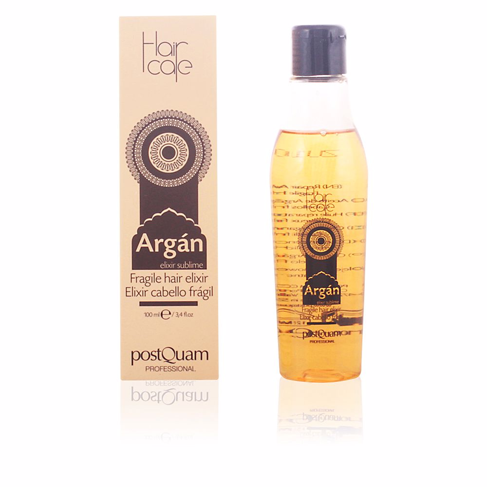 HAIRCARE ARGÁN fragile hair elixir