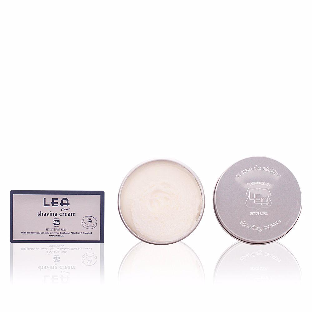 CLASSIC crema de afeitar en lata de aluminio