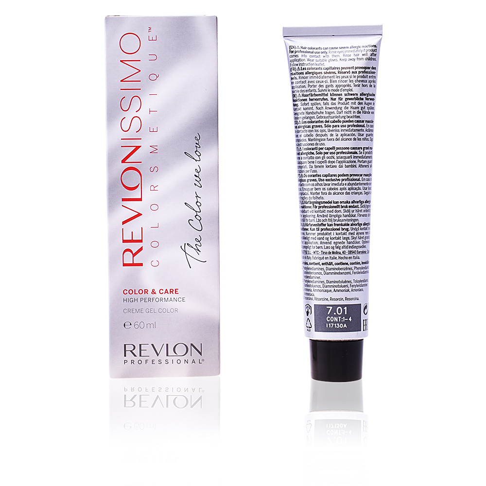 REVLONISSIMO COLOR & CARE #7,01-natural ash blonde