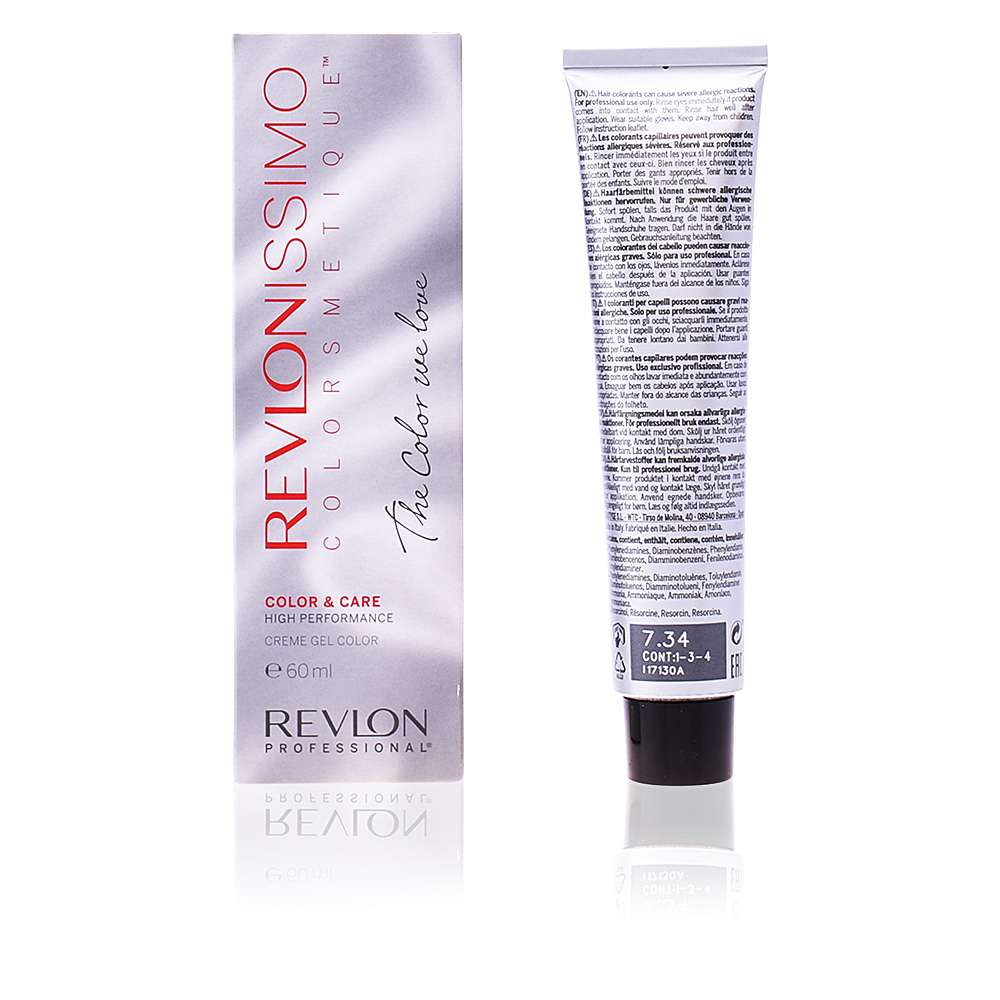 REVLONISSIMO  Color & Care High Performance NMT #7,34