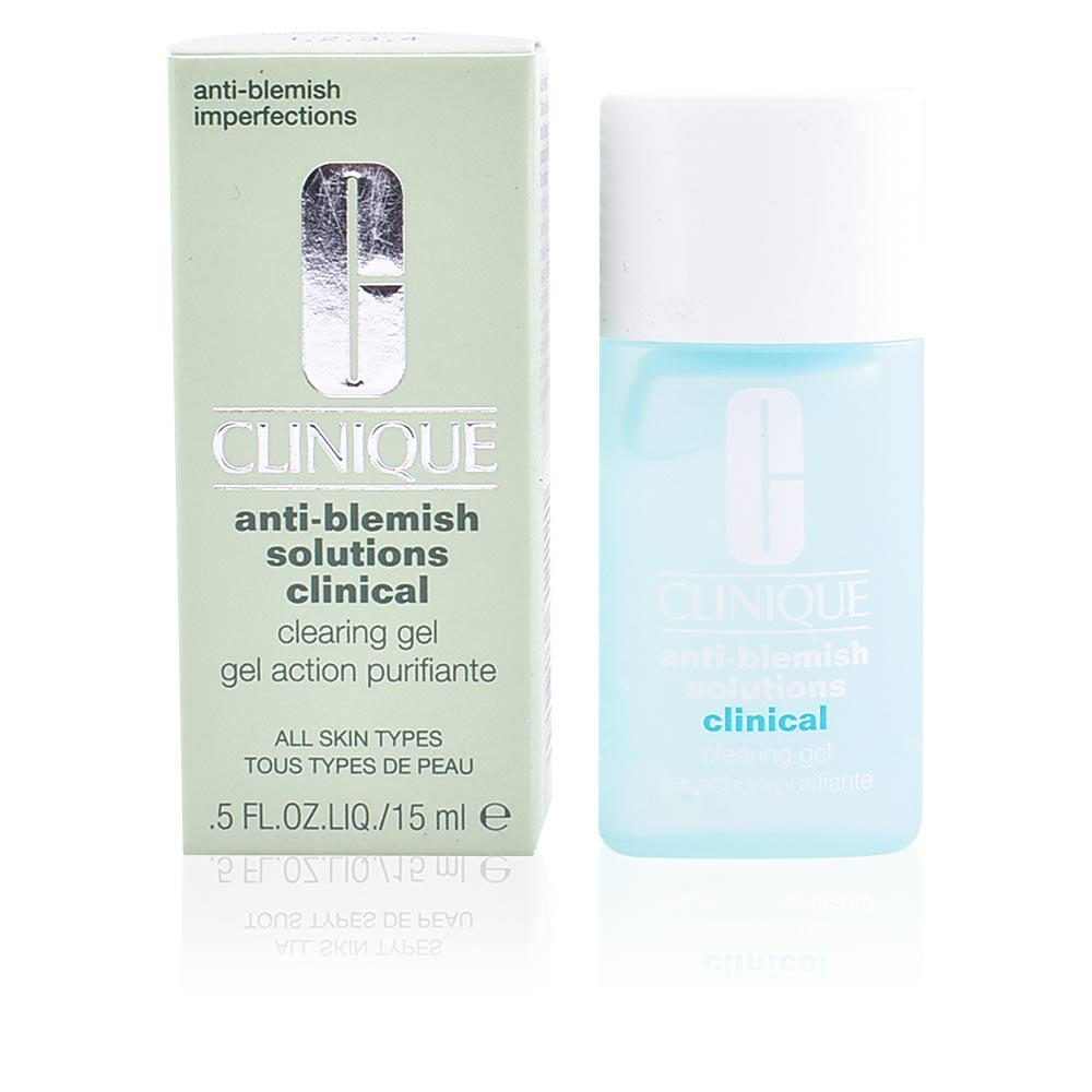 ANTI-BLEMISH SOLUTIONS clinical clearing gel