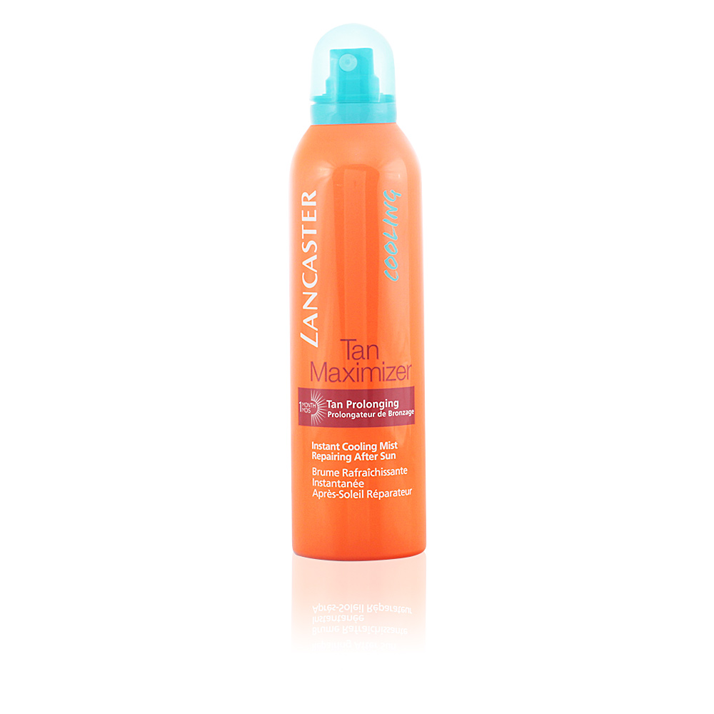 TAN MAXIMIZER instant cooling mist after sun