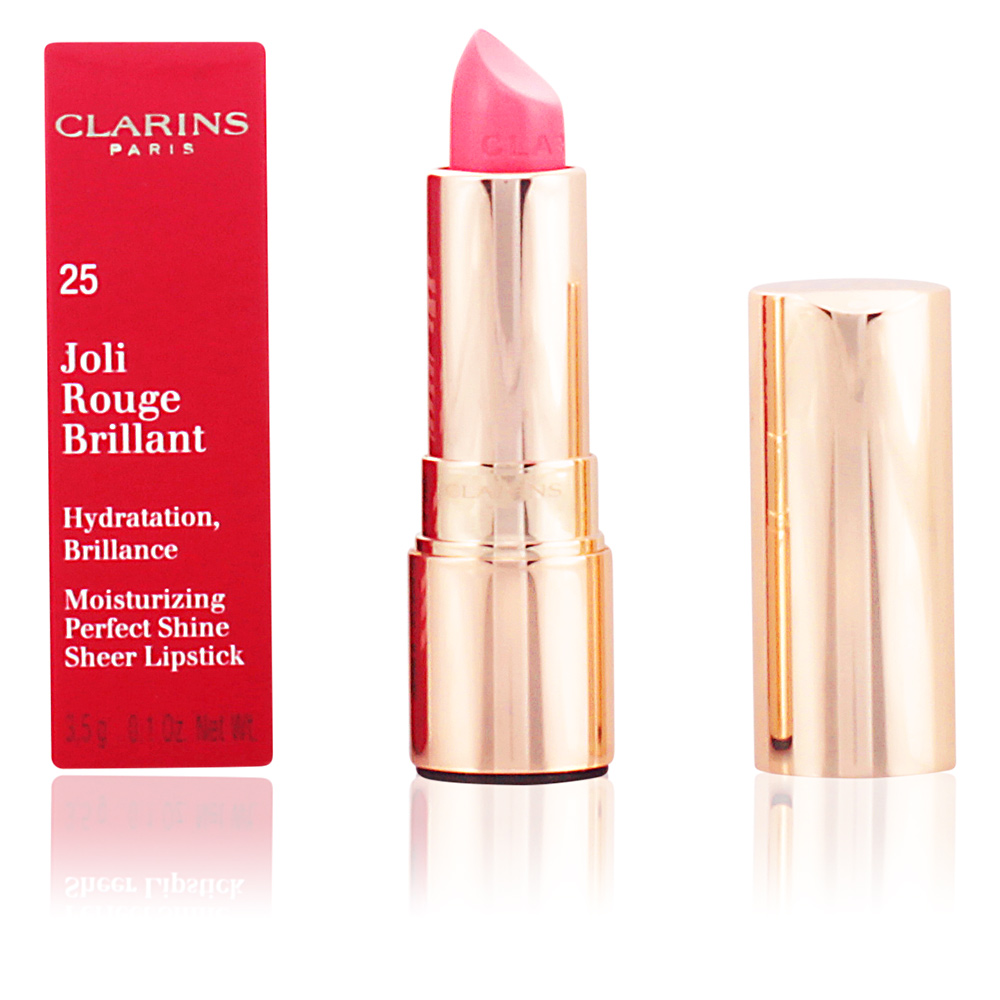 Joli Rouge Brillant Hydratation Brillance Clarins Rouges A Levres Perfumes Club