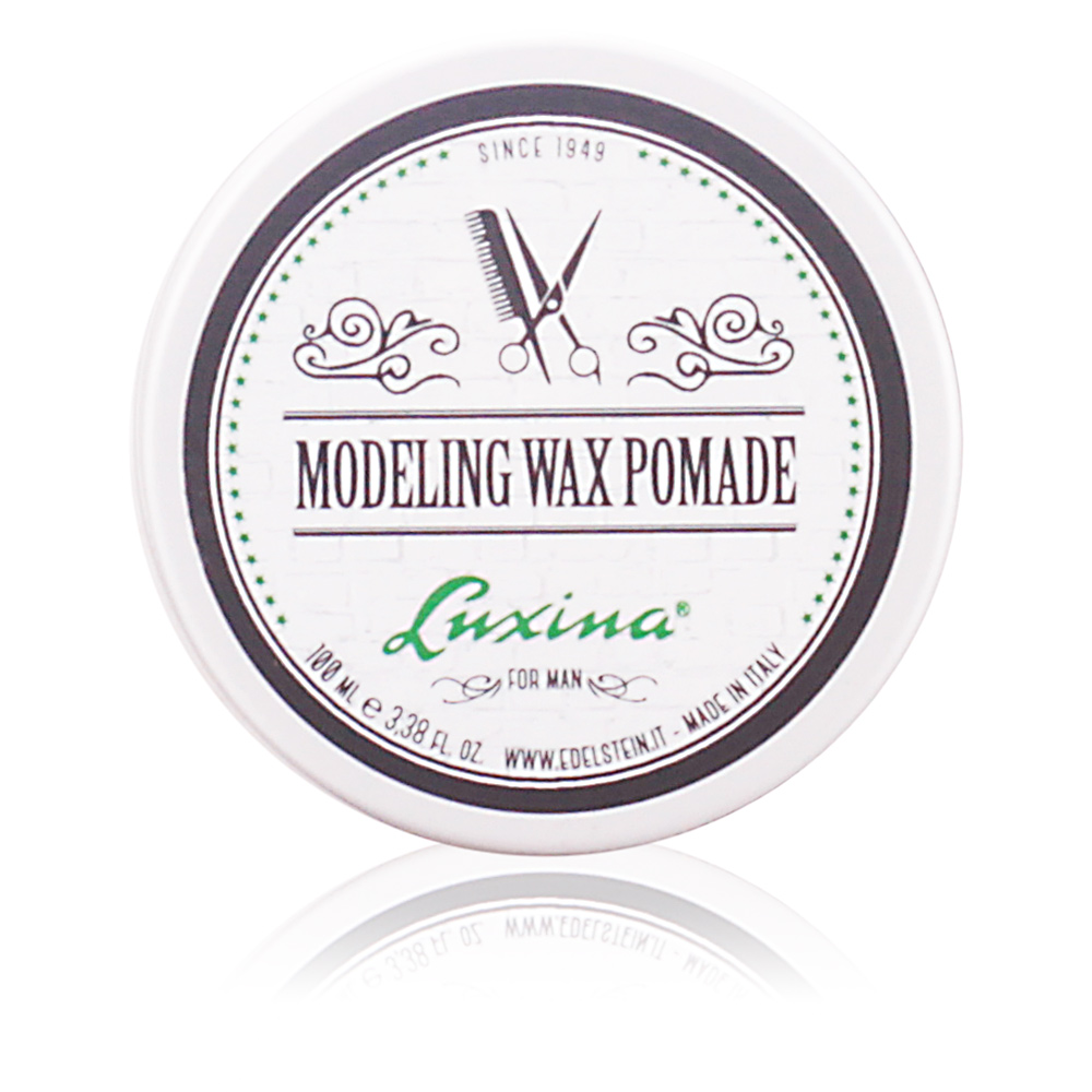 MODELING wax pomade