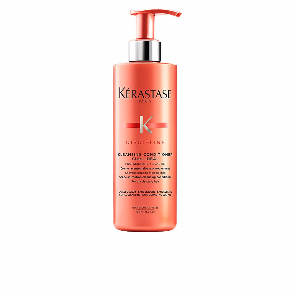 DISCIPLINE cleansing conditioner curl idéal