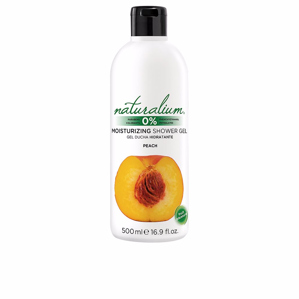 PEACH bath and shower gel
