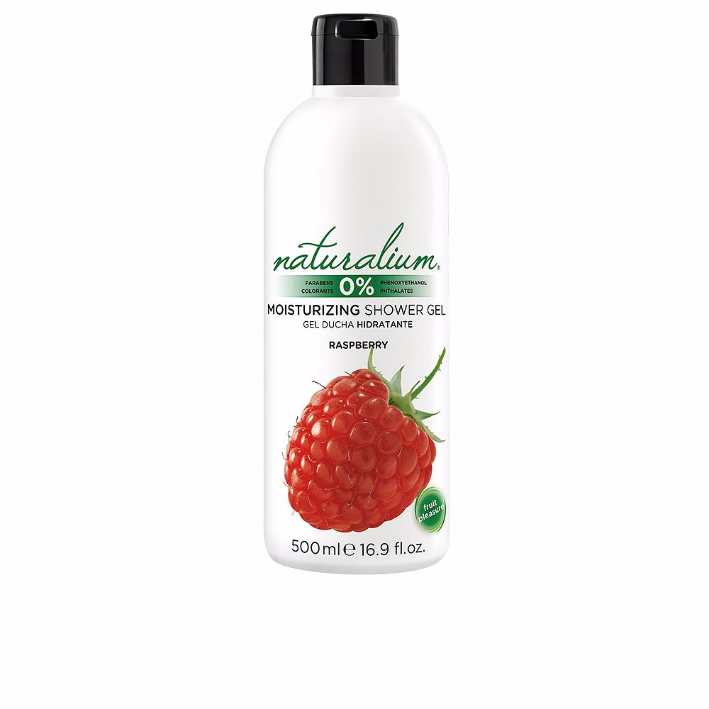 RASPBERRY bath and shower gel