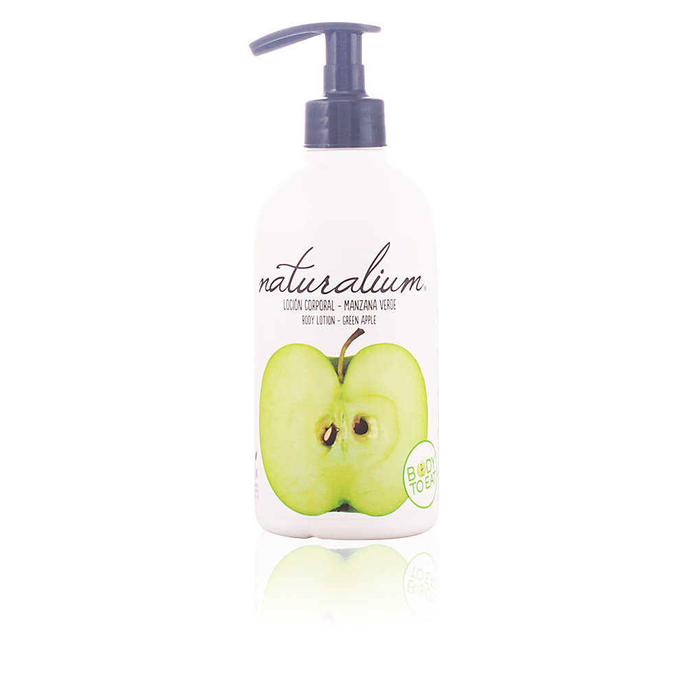GREEN APPLE body lotion