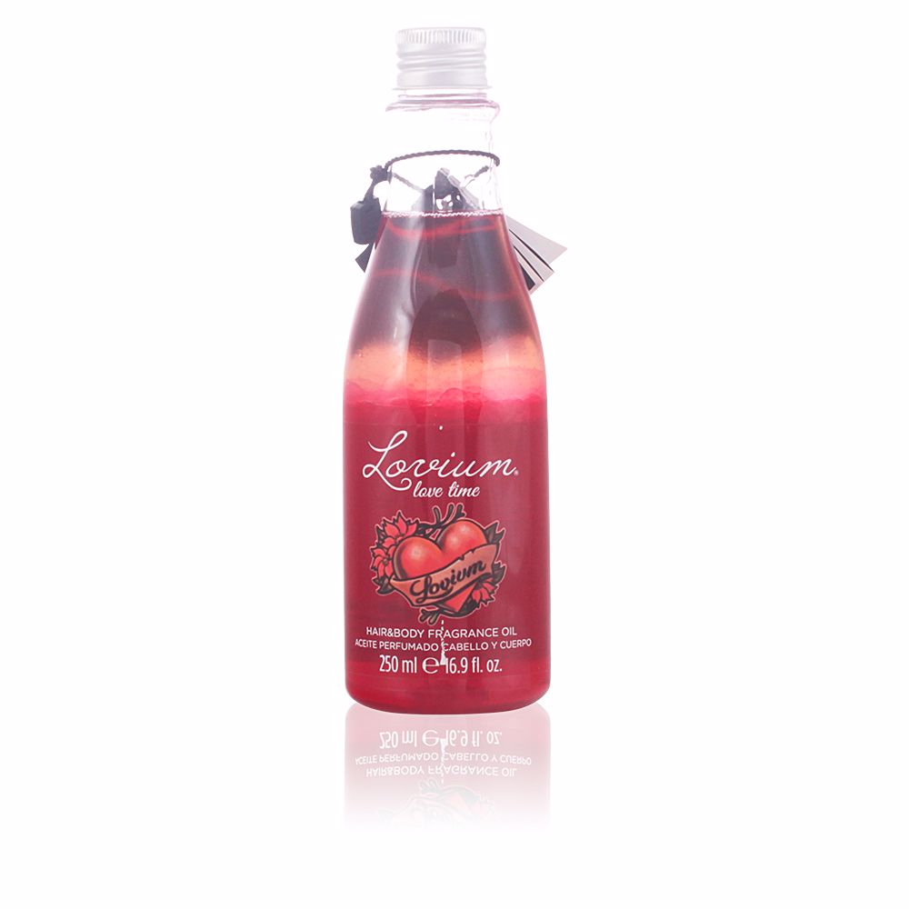 LOVE TIME hair & body fragrance oil