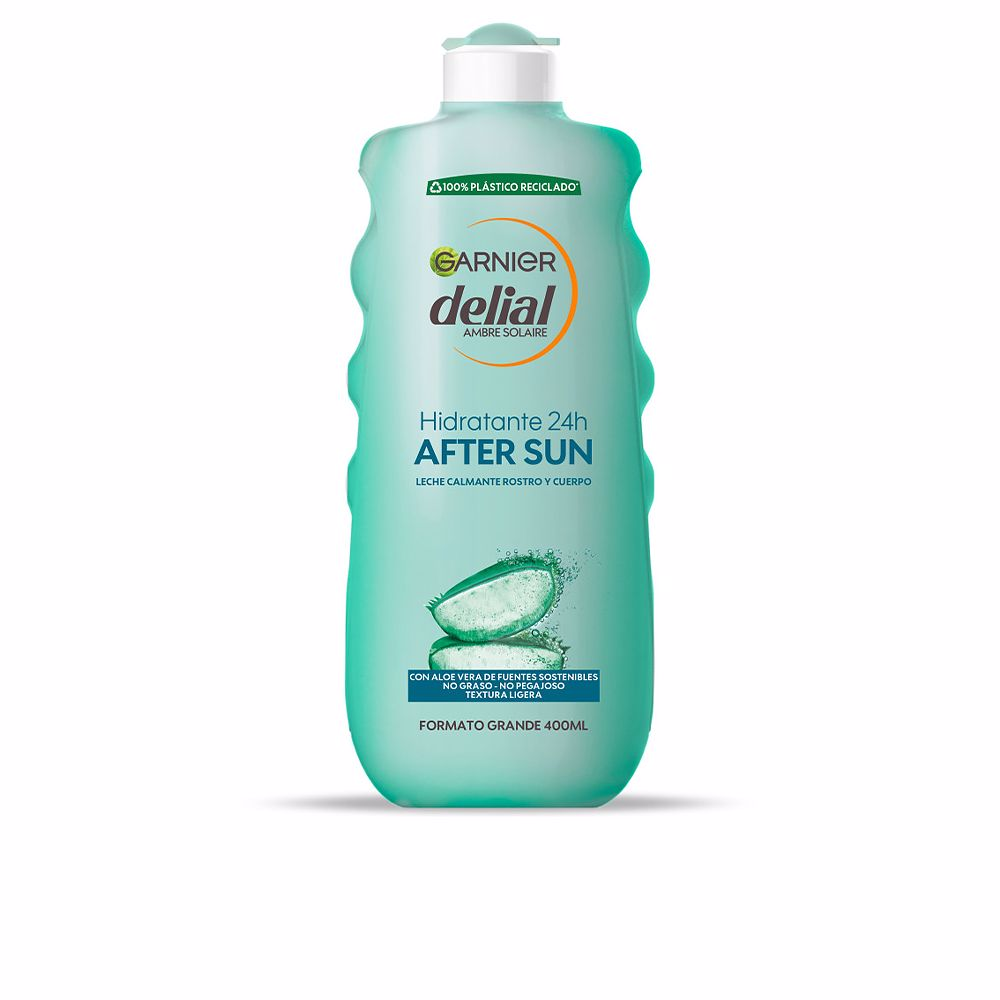AFTERSUN HIDRATANTE leche calmante aloe vera