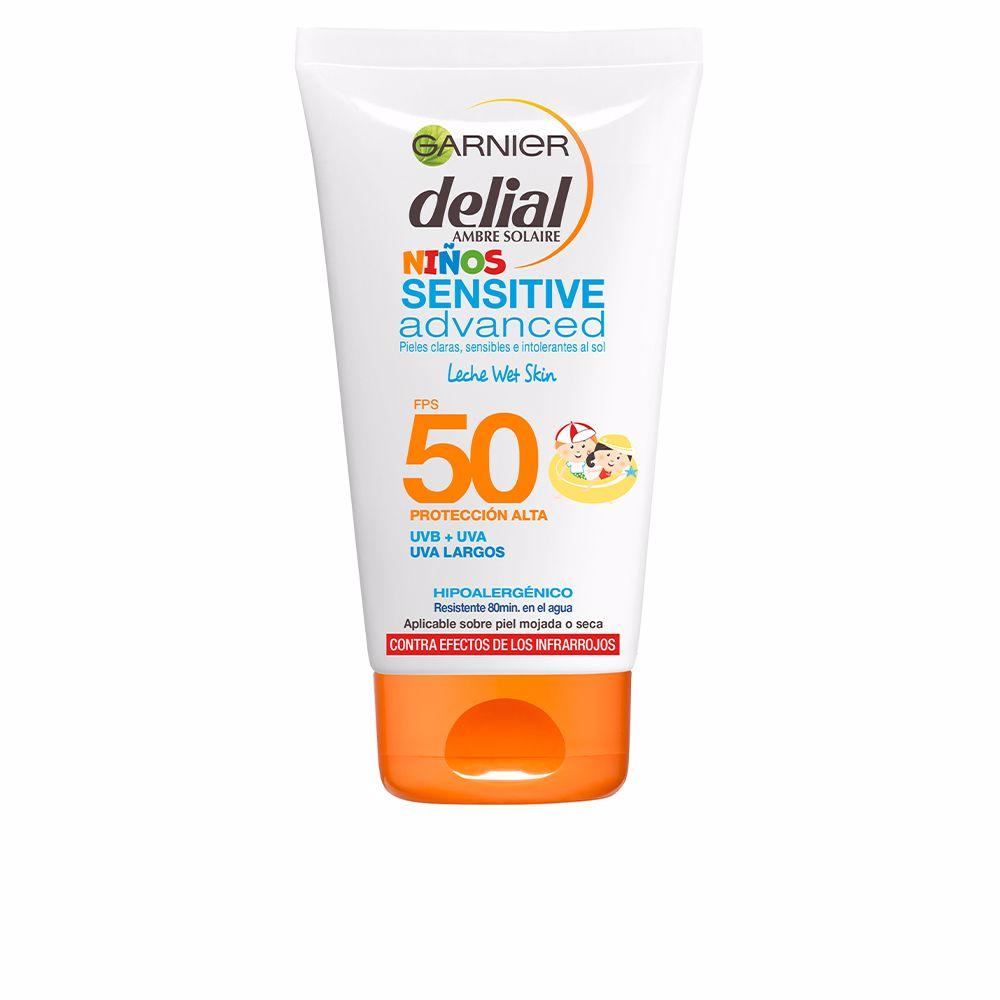 NIÑOS leche wet skin SPF50