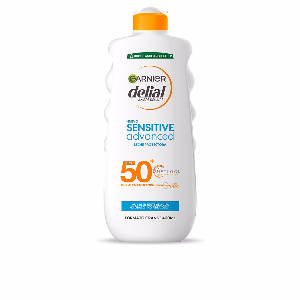 SENSITIVE ADVANCED leche SPF50+