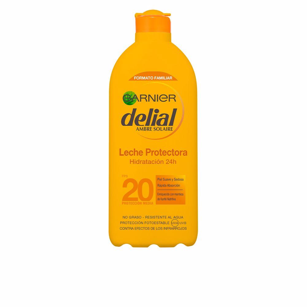 LECHE PROTECTORA hidratante SPF20
