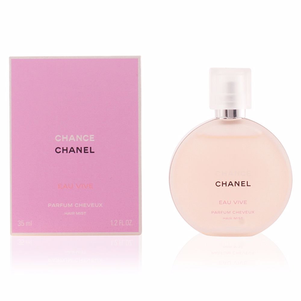 Chanel Hair Perfumes Chance Eau Vive Parfum Cheveux Spray Products