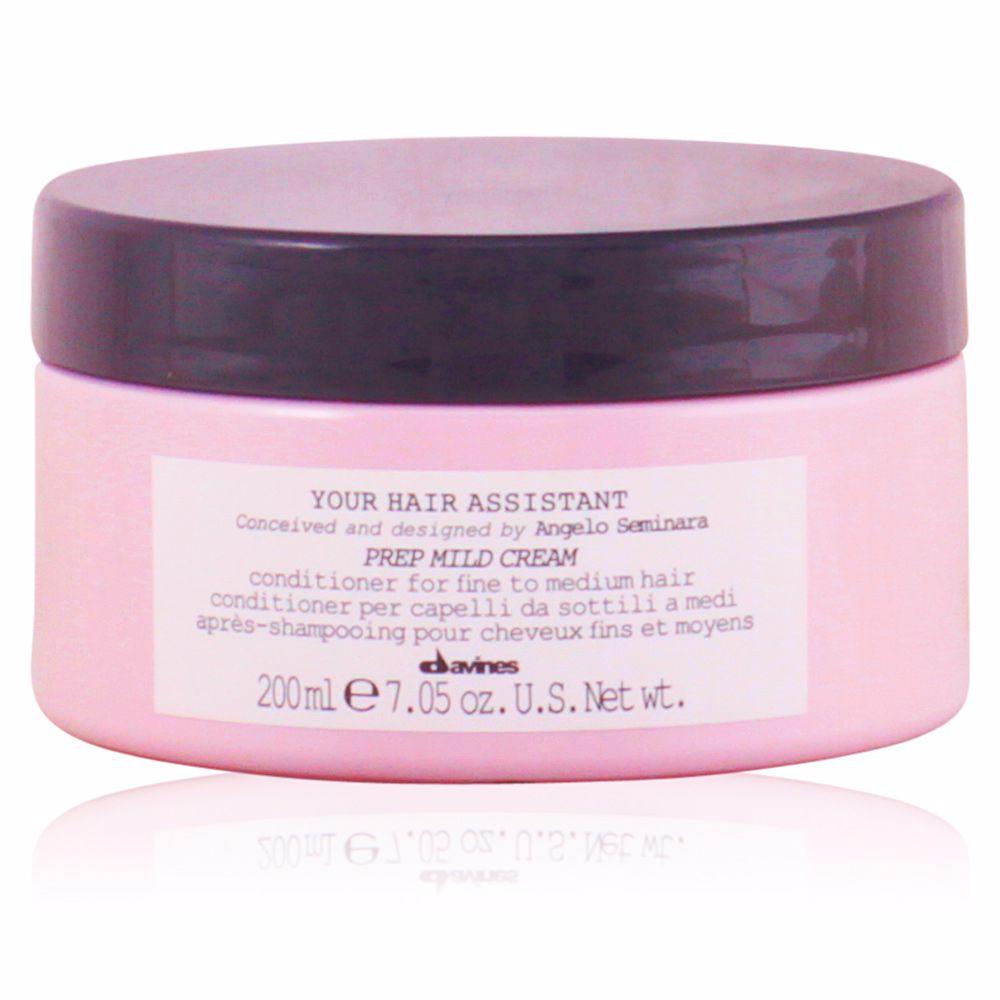 YOUR HAIR ASSISTANT prep mild cream