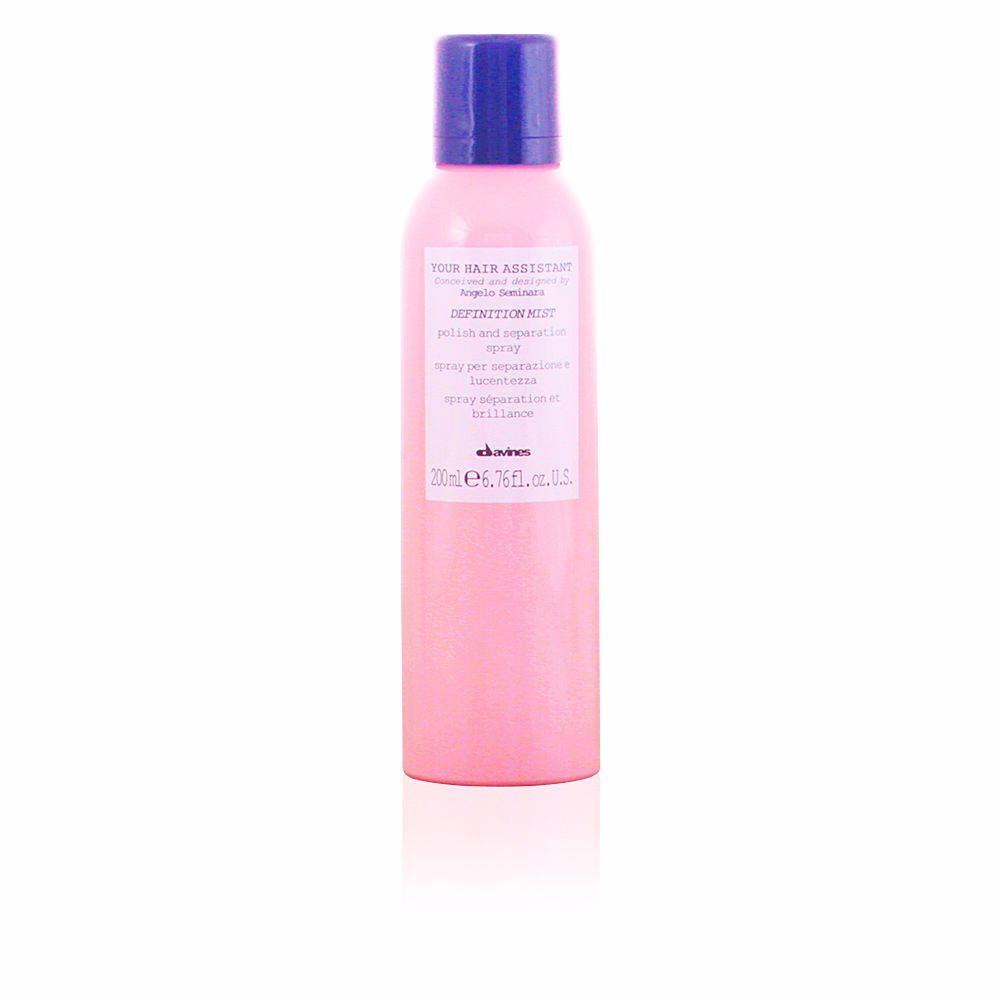 YOUR HAIR ASSISTANT definition mist