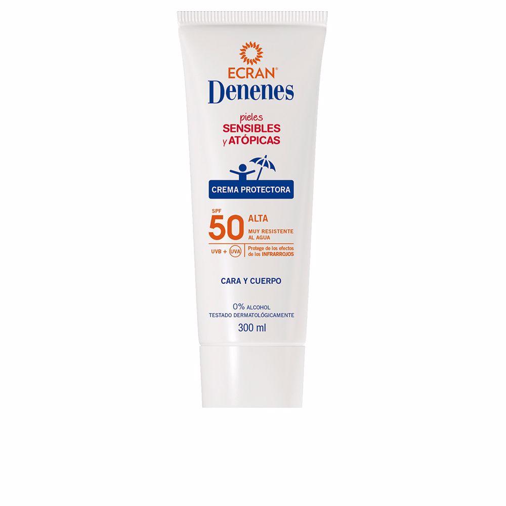 DENENES PROTECH crema cara y cuerpo SPF50